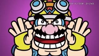 Wario Ware Nintendo 3DS