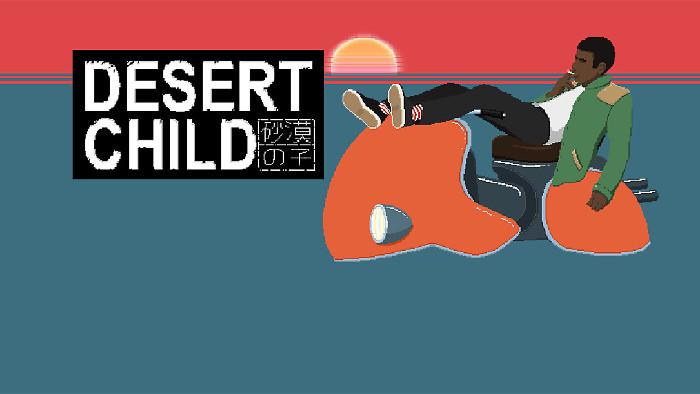 Desert Child arriva su Nintendo Switch