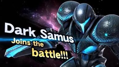 Super Smash Bros. Ultimate Nintendo Switch Dark Samus