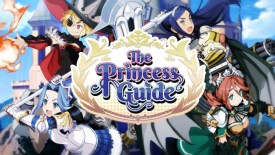 The Princess Guide Nintendo Switch