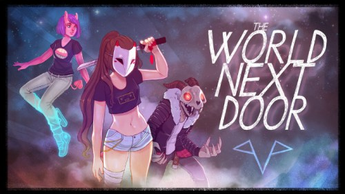 The World Next Door Nintendo Switch