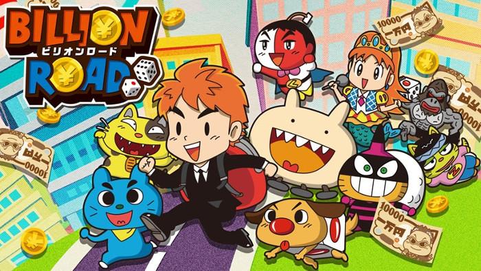 Billion Road Annunciato Durante la Diretta Nintendo Giapponese