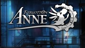 Forgotten Anne Nintendo Switch