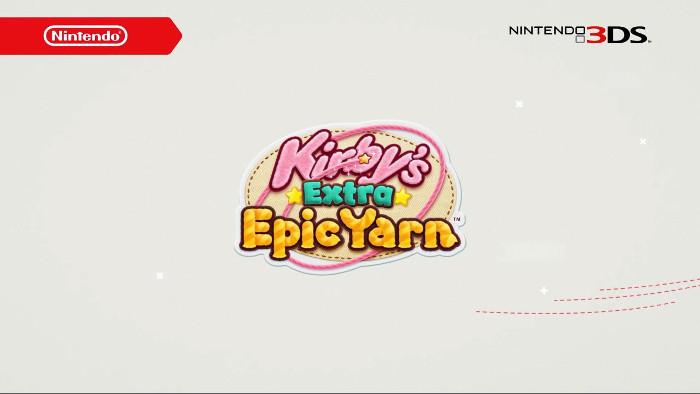 Annunciato  Kirby e la Nuova Stoffa dell'Eroe per Nintendo 3DS