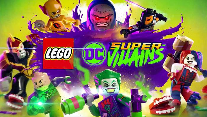 LEGO DC Super Villians Arriva su Nintendo Switch il 19 Ottobre