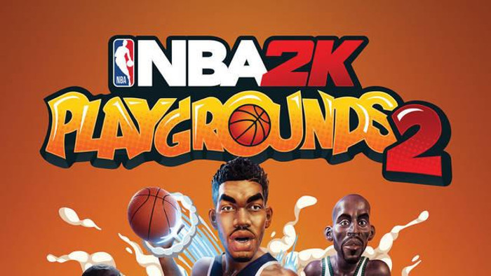 NBA 2K19 NBA 2K Playgrounds 2 Nintendo Switch
