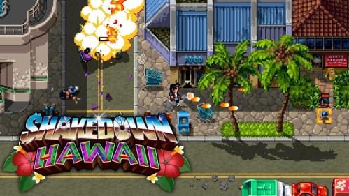 Shakedown: Hawaii Nintendo Switch 3DS