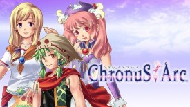 Chronus Arc Nintendo Switch