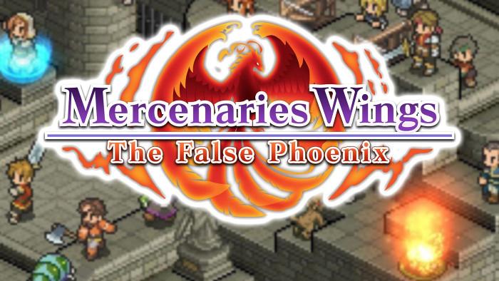 Mercenaries Wings: The False Phoenix Arriverà in Occidente a Novembre