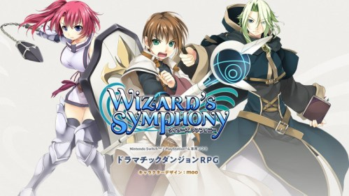 Wizard's Symphony Nintendo Switch