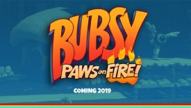 Bubsy Paws On Fire Nintendo Switch