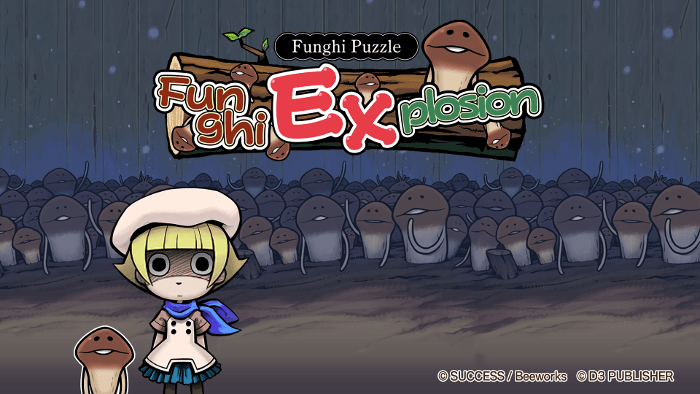 Touch Detective: Funghi's Big Breed Arriva in Occidente come Funghi Puzzle: Funghi Explosion