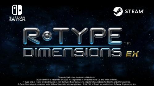R-Type Dimensions EX Nintendo Switch