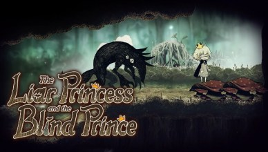 The Liar Princess and the Blind Prince Nintendo Switch