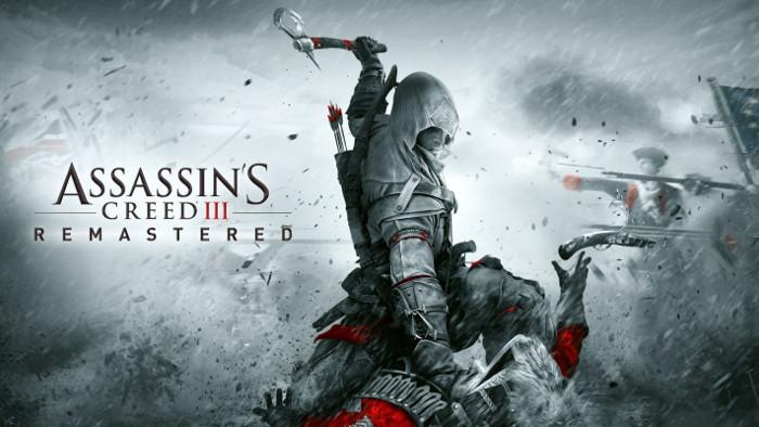 Assasin's Creed III Remastered in Arrivo a Maggio su Nintendo Switch