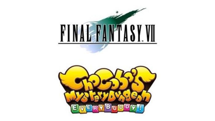 Final Fantasy VII e Chocobo's Mystery Dungeon Every Buddy Nintendo Switch