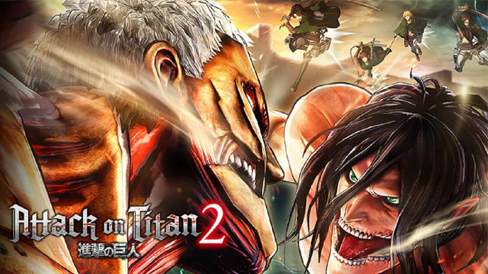 Video del Gatling Weapon e della Titan Transformation in Attack on Titan 2: Final Battle