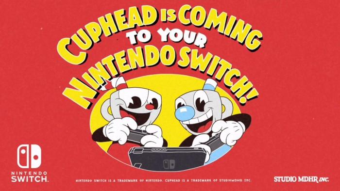 Cuphead Annunciato per Nintendo Switch