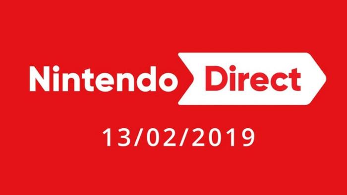 Diretta Nintendo del 13 febbraio 2019
