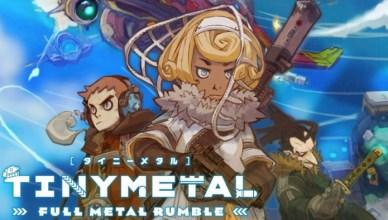 Tiny Metal Full Metal Rumble