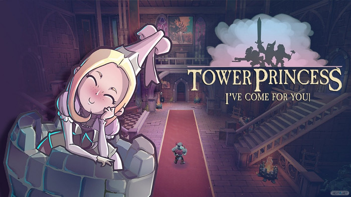 Tower Princess I've Come for You Nintendo Switch