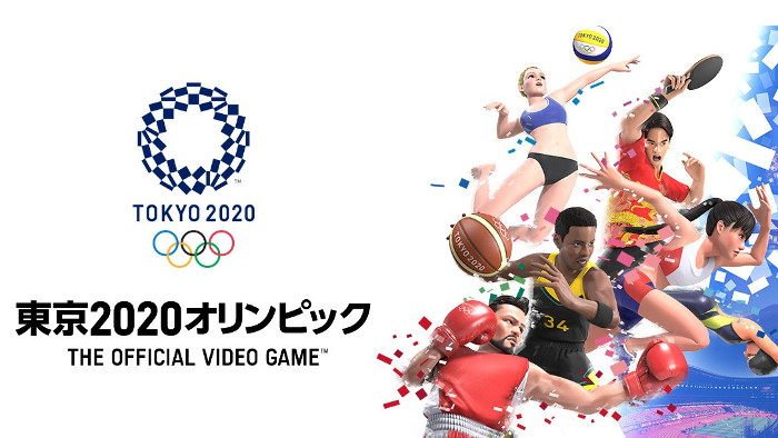 Annunciato Tokyo 2020 The Official Video Game
