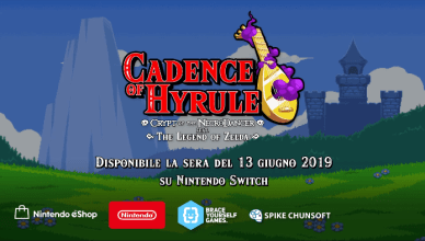 Cadence of Hyrule Nintendo Switch