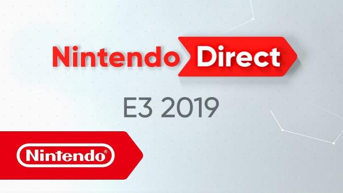 Diretta Nintendo all'E3 – 11 Giugno 2019
