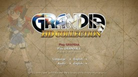 Grandia HD Collection Nintendo Switch