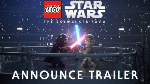 LEGO Star Wars: The Skywalker Saga Nintendo Switch