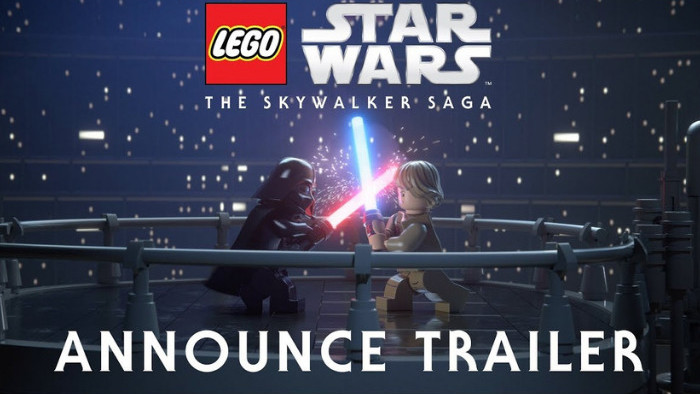LEGO Star Wars: The Skywalker Saga Annunciato per Nintendo Switch