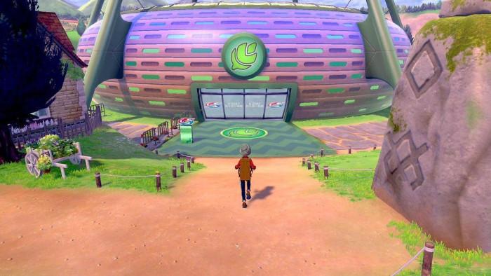 Uno Sguardo Agli Stadi di Pokémon Sword e Pokémon Shield