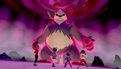 Pokémon Sword e Pokémon Shield Raid Dynamax Nintendo Switch