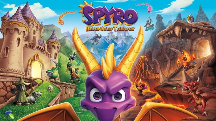 Spyro Reignited Trilogy Confermato per Nintendo Switch