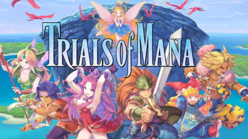 Trials Of Mana Nintendo Switch