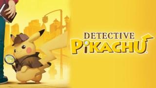 Detective Pikachu Nintendo Switch