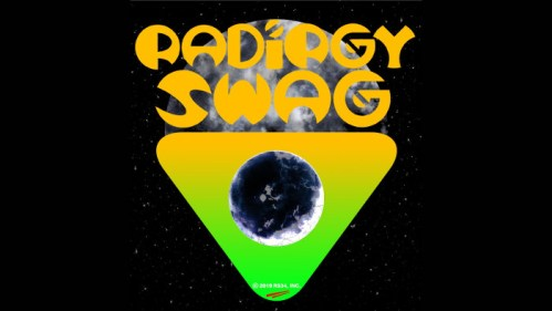 Radirgy Swag Nintendo Switch