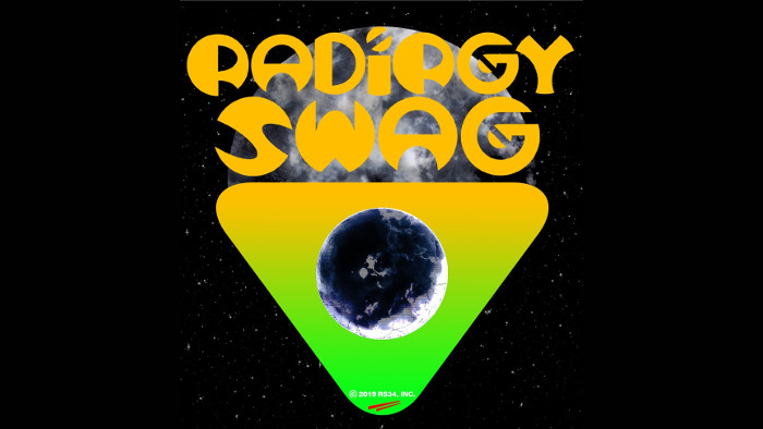 Radirgy Swag Arriva in Occidente