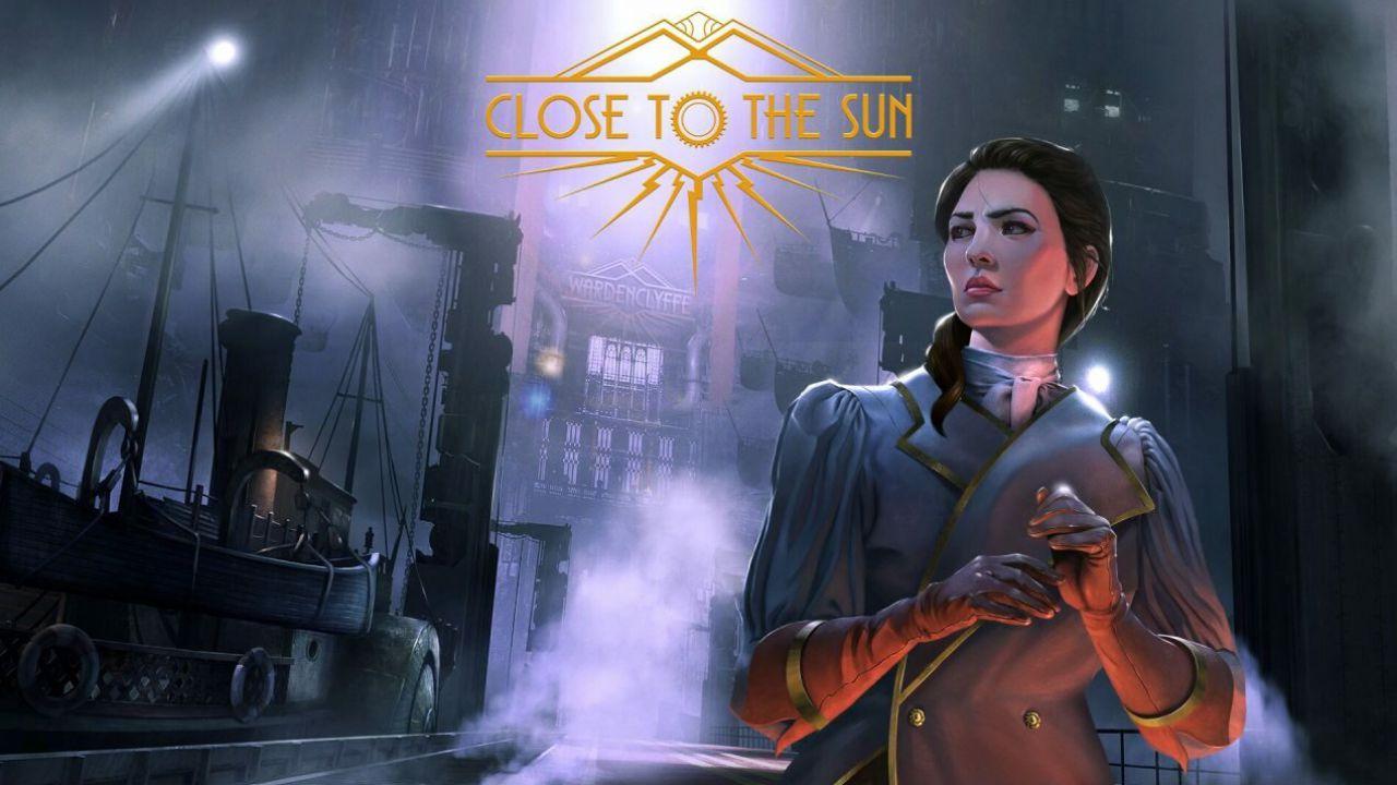 Close to the Sun Annuncito per Nintendo Switch