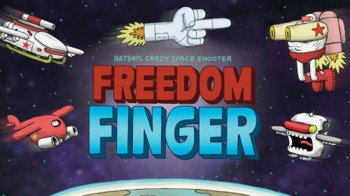 Freedom Finger Nintendo Switch