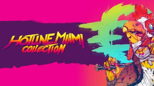 Hotline Miami Collection Nintendo Switch