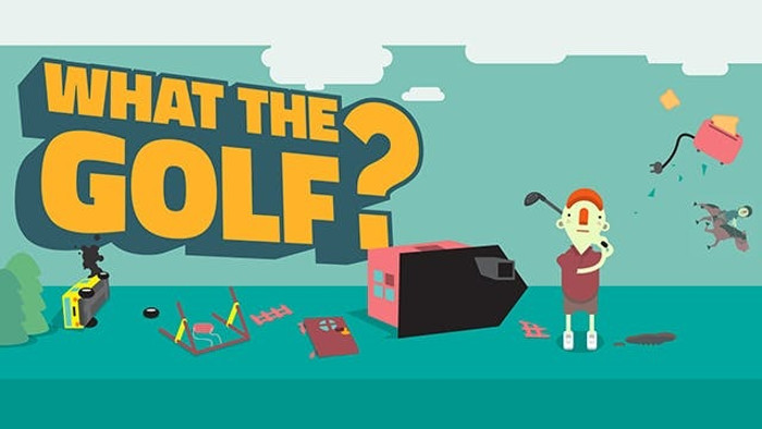 What the Golf? Arriva su Nintendo Switch il 21 Maggio