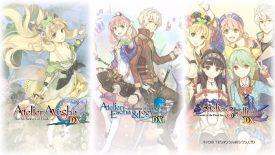 Atelier Dusk Trilogy Deluxe Pack Nintendo Switch