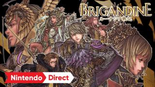 Brigandine Nintendo Switch
