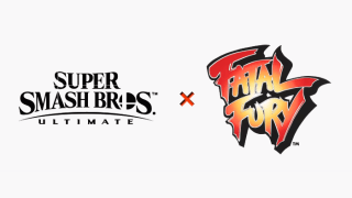 Super Smash Bros. Ultimate x Fatal Fury Nintendo Switch