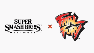 Super Smash Bros. Ultimate x Fatal Fury Nintendo Switch