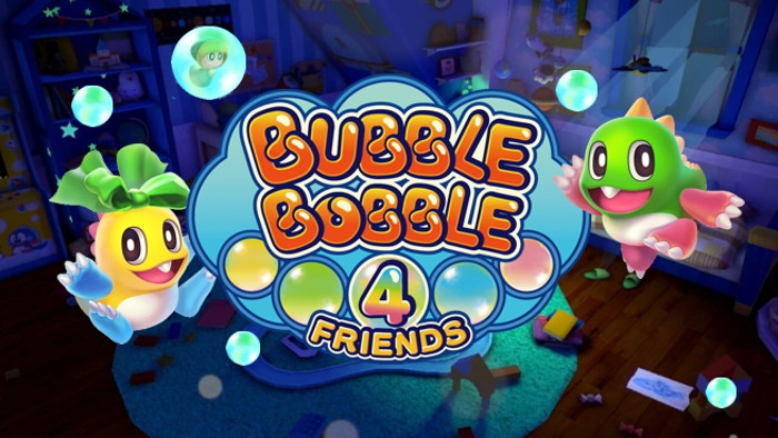 Bubble Bobble 4 Friends Arriva in Europa a Novembre