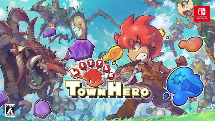 Little Town Hero Nintendo Switch