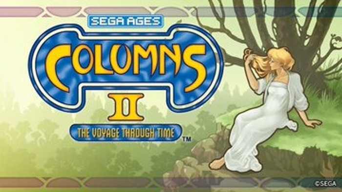 Sega Ages Columns II e Ichidant-R ad Ottobre su Nintendo Switch