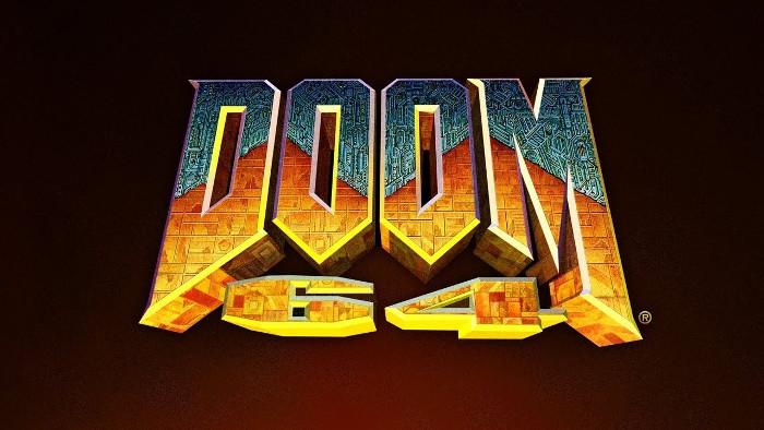 Doom 64 Nintendo Switch